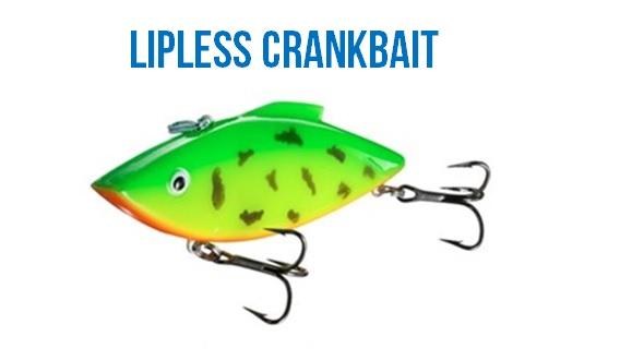 Crankbaits Lipless