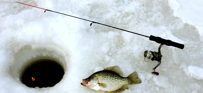 Options For Building A Custom Ice Fishing Rod