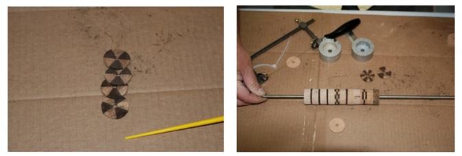 Assembling Cork Rings