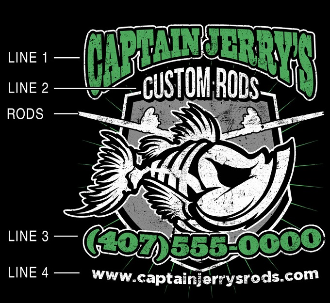 Custom Designs T-Shirts For Rod Builders