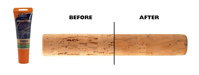 Repair your fishing rod handles this winter mud hole blog for Fishing rod handle wrap