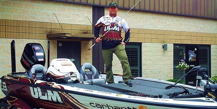 Brett Preuett Heads To Bassmaster Classic with MHX Rod Blanks