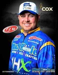 john cox pro fisherman