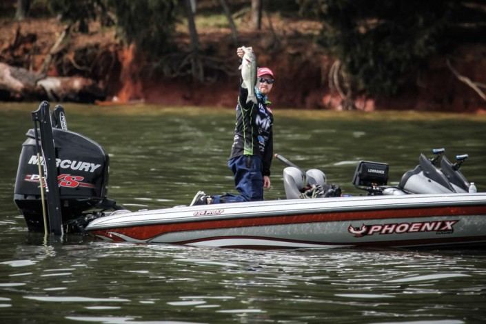 Casey O'Donell FLW Co-Angler Champion 3-1