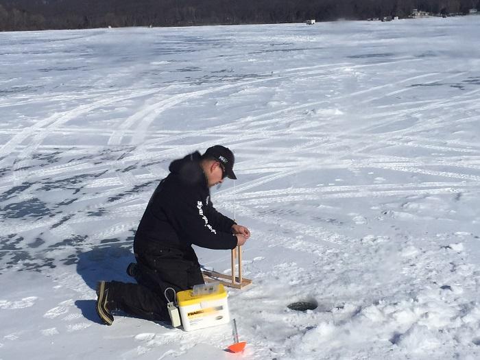 Mud hole instructors go ice fishing mud hole blog for Go ice fish