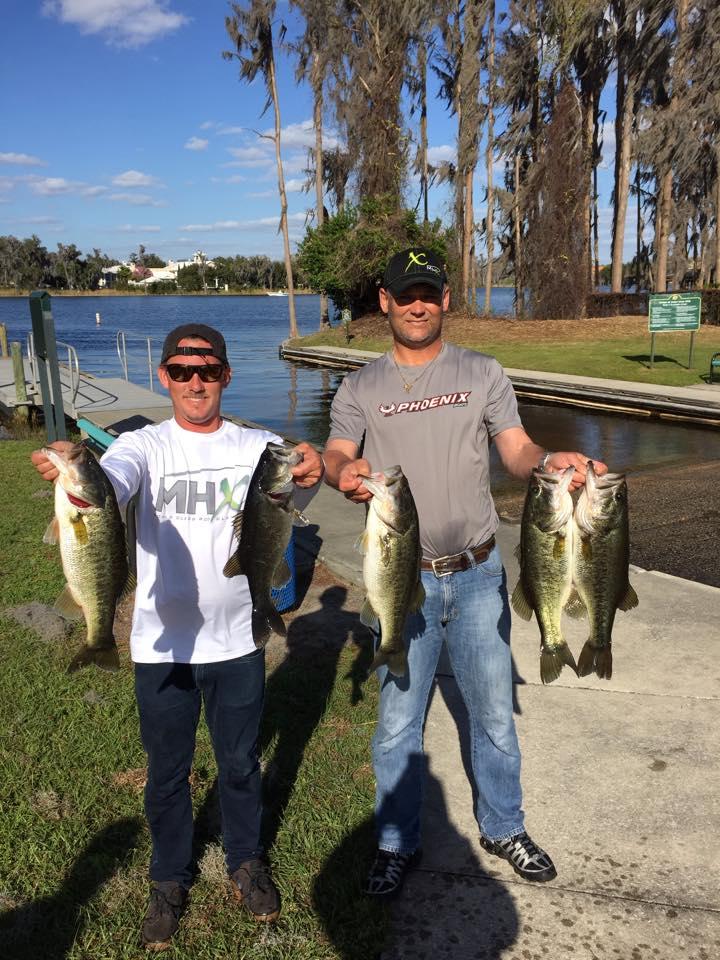 MHX Rod Blanks Catch Fish - Mud Hole Blog