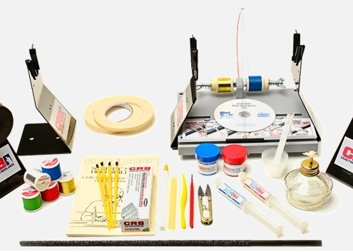 CRB All In One Rod Building Supply Kit