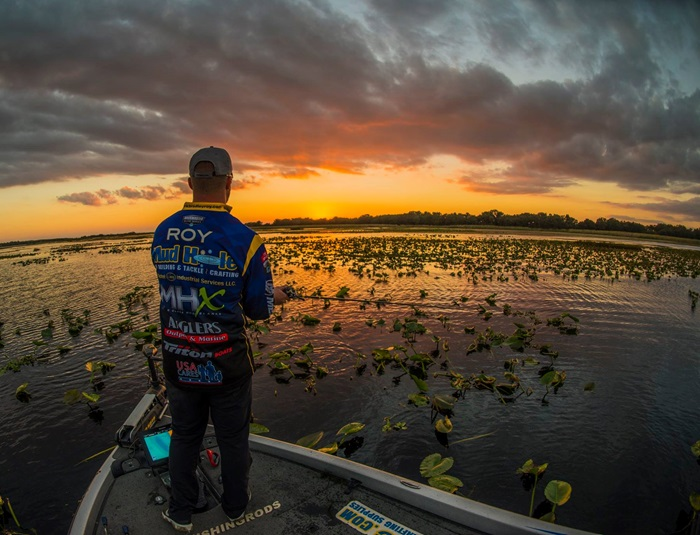 Bradley Roy has been eyeing the Classic his whole life, so its no surprise that he's about to make it on Bassmaster's biggest stage.