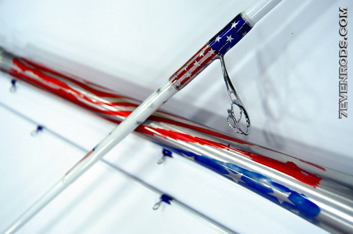 10 patriotic fishing rods to salute this july 4th mud
