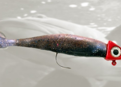 Fishing Lures With A Soft Body Design