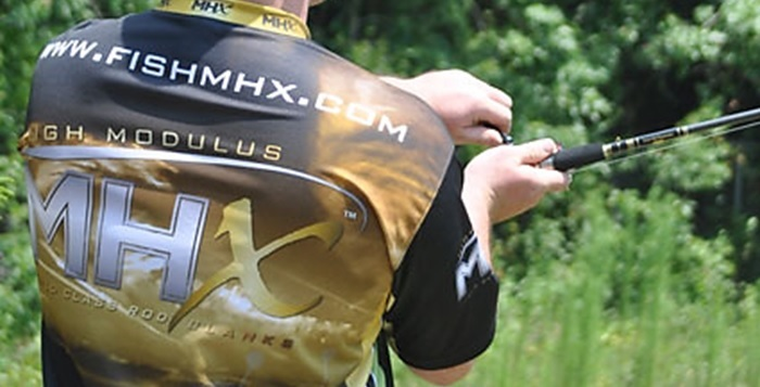 Product Review MHX High-Mod Rod Blanks