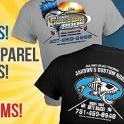 T-Shirts For Rod Builders