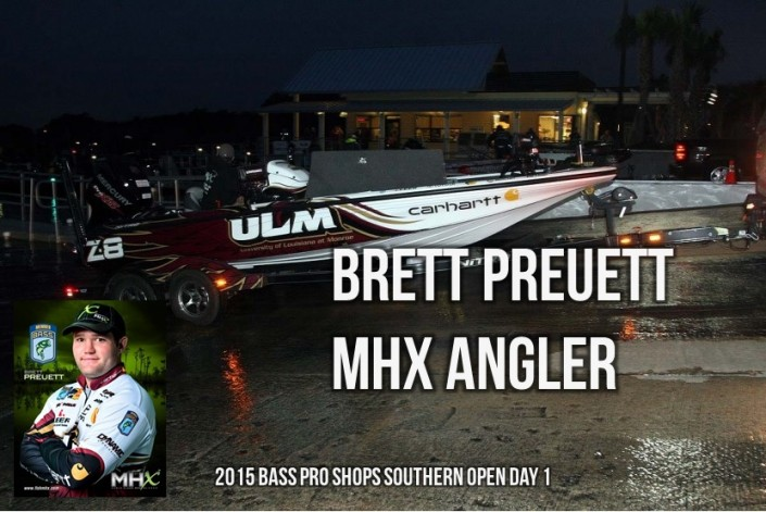 Brett Preuett at BASS FL