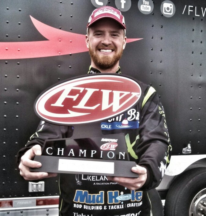 Casey O'Donell FLW Co-Angler Champion