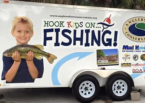 Hook Kids On Fishing Got A New Trailer